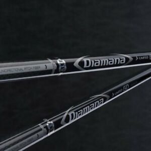 Mitsubishi DIamana D Limited 60 X-Stiff Shaft For Titleist TS Drivers