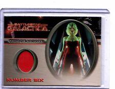 Battlestar Galactica Premier  CC1 Number Six Costume card