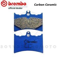 PASTIGLIE FRENO ANTERIORI BREMBO BLU CARBON CERAMIC APRILIA RS-EXTREMA 125 1996