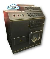 CORN STOVE - Adjustable BTU Up to 72,000 BTU's - Direct Vent - MADE IN USA!!!