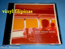 PHILIPPINES:ACID HOUSE KINGS - The Sounds Of Summer CD,Rare,INDIEPOP,AHKCD01,