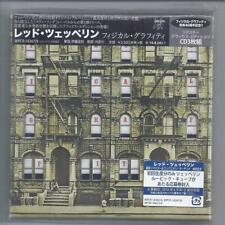 LED ZEPPELIN Physical Graffiti JAPAN mini lp cd DIGI SLEEVE 3 CD DELUXE set NEW