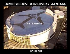 Florida - Miami - AMERICAN AIRLINES ARENA - Souvenir Magnet