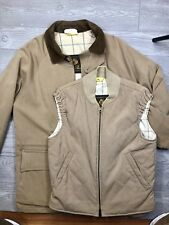 Vintage Loro Piana HORSEY Jacket And Matching Vest Size Small