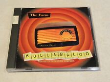 The Farm Hullabaloo CD [Promotional Copy]