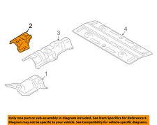 FORD OEM Heat Shields-Exhaust-Heat Shield FA1Z5811165A