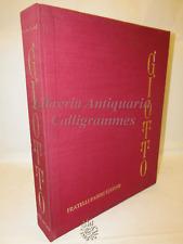 ARTE STORIA PITTURA - Giovanni Previtali: Giotto e la sua bottega - Fabbri 1967