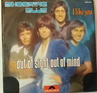 "SHOCKING BLUE⚠️Unplayed⚠️7""-1971-Out of sight./I like you-Polydor 200126 Germany"