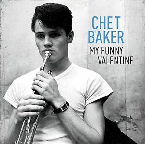 CHET BAKER - MY FUNNY VALENTINE [VINYL]