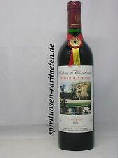 1988 il Chateau de Fonscolombe Coteaux d'Aix en provence cuvée speciale