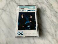Sentidos Opuestos Movimiento Perpetuo Cassette Tape SEALED! ORIGINAL 2000 NEW!