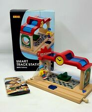 BRIO Railway Smart Track Station 33762 Chip Activated NIB 2006
