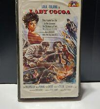 BETA : Lady Cocoa Rare Blaxploitation Action 1975 Lola Falana Unicorn Clamshell