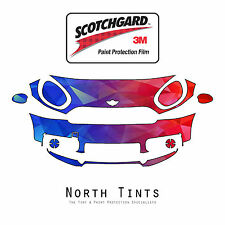 MINI Countryman 2017-2020 PreCut 3M Scotchgard Paint Protection Clear Bra PPF