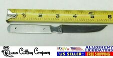 """RARE! Queen Cutlery USA-Made (MID-PRODUCTION) 3"""" Paring Knife Kitchen Blade QC"""