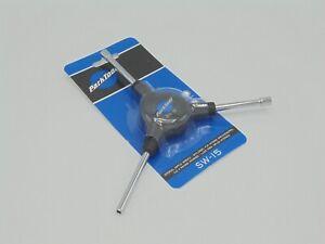 Park Tool SW-15 - 3 Way Internal Nipple Wrench