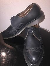 Doc Marten rockabilly made inEngland,leather lined,1980s,new old stock,UK3,4,5&6