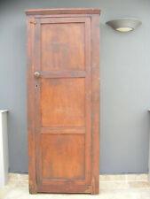 Vintage shabby chic pine hall cupboard / kitchen cupboard