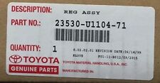 23530-U1104-71 23530U110471, Fuel System and Toyota OEM