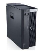 Dell Precision T3600 - Xeon E5-1603 QC  2.8Ghz, 8Gbs Ram, 120Gb SSD, Win 10 Pro