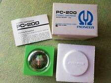 ORIGINAL PIONEER PC-200 mm NEW IN BOX! OLD STOCK CARTRIDGE- MADE IN JAPAN