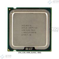 Intel C2D 4300 1.80GHz SLA5G LGA775 Dual-Core CPU Working Pull
