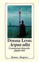 Acqua alta von Donna Leon