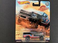 Hot Wheels Ford F150 SVT Raptor Desert Rally FPY86-956K 1/64