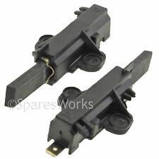 Spazzole DI CARBONE PER AEG MOTORE CESET MCA 52/64 126/AG4 LAVATRICI 31x12x5mm