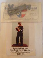Figurino in 54mm DEUTSCHES KAISERRICH - HECKER GOROS