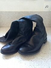 Bottes cuir taille 37