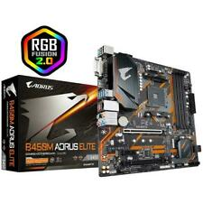 Gigabyte B450M AORUS ELITE AMD Socket AM4 mATX Gaming Motherboard 4x DDR4 HDMI