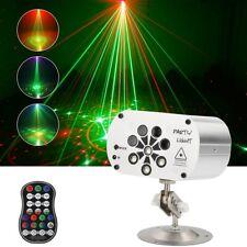 Laser Bühnenbeleuchtung 36Muster RGB LED Projektor DJ Disco KTV Show Party Light