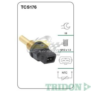 TRIDON COOLANT SENSOR FOR Land Rover Discovery 10/91-10/93 3.5L(22L) OHV