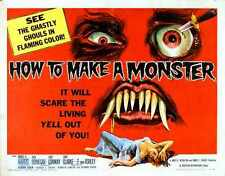 How To Make A Monster Poster 02 A3 BoX Canvas Print