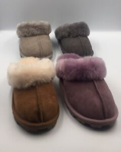 New Kirkland Women Shearling Slippers Choose Size/Color