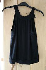 Dorothy Perkins Ladies elegant black  top size 12