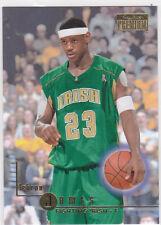 LeBRON JAMES Fighting Irish #23 High School Jersey SKYBOX PREMIUM Basketball LE