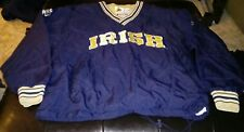 Champion University Of Notre Dame Wind Breaker Adult Large