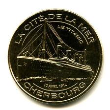 50 CHERBOURG Le Titanic 2, Flanc bâbord, 2013, Monnaie de Paris