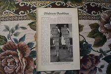 1929 Fachbericht Velhagen 329 Mojo Bolivien Adolf Wagner-Wien Laura Knight Nüte