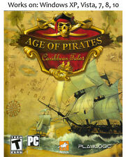 Sea Dogs: Caribbean Tales PC Game Age of Pirates