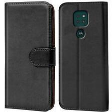 Book Case für Motorola Moto G9 Play Hülle Tasche Flip Cover Handy Schutz Hülle