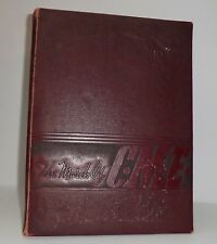 1941 'THE MARCH OF C.M.E.': COLLEGE OF MEDICAL EVANGELISTS; LOMA LINDA YEARBOOK