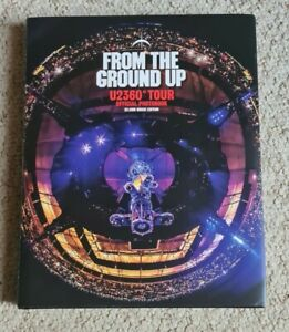 U2: From The Ground Up - Limited Edition Fan Club Promo CD & Book - Cat: U2.COM8