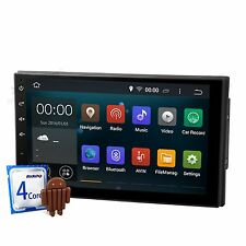 "RADIO GPS ANDROID 5.1 QUAD CORE 64Bit LCD TACTIL 7"" 1080P BLUETOOTH USB SD..."