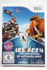 Ice Age 4: Voll verschoben (Nintendo Wii/Wii U) Spiel OVP, PAL, CIB, neuwertig