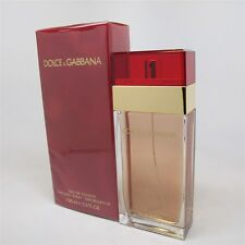 DOLCE & GABBANA RED by Dolce & Gabbana 100 ml/ 3.3 oz Eau de Toilette Spray NIB