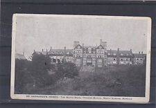 1904 DR.BARNARDO'S HOMES-THE WATTS NAVAL TRAINING SCHOOL NORTH ELMHAM NICE USED