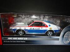 Auto World AMC AMX S/S 1969 Kim Nagel 1/18